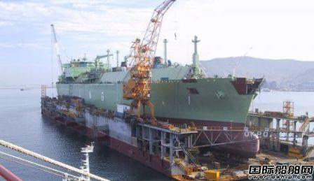韩国造船业断崖式衰落
