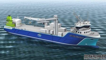 罗罗再获LNG动力推进系统订单