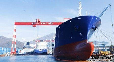 大船重工即将收购STX大连