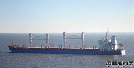 Pioneer Marine撤销最后2艘散货船订单