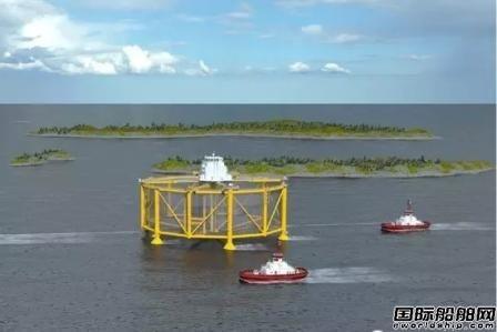 全球首例!武船开建挪威三文鱼深海渔场