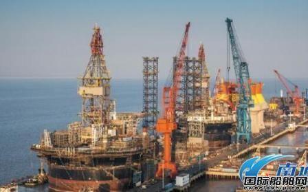 启东打造一流海工及重装备产业基地