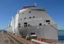 中远船务建造牲畜船获澳媒高度评价