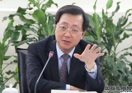 许立荣辞任中海发展董事长
