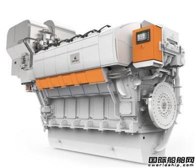 瓦锡兰31DF机参与LNG动力散货船项目