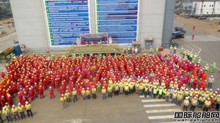 博迈科Wheatstone项目2200万安全工时无事故