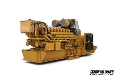 卡特彼勒推出IMO Tier II要求C175-16发电机