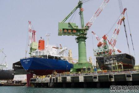 今治造船将建立新的试验水槽