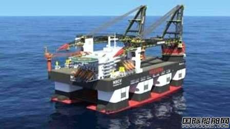 GE将为胜科海事大型起重船提供动力