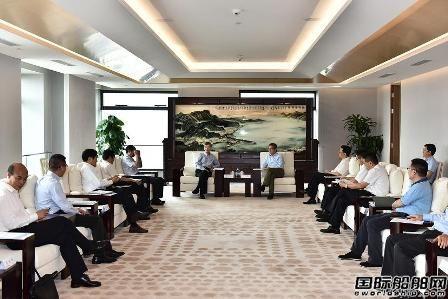 中外运长航与中广核签署战略合作框架协议