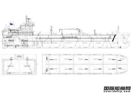 加拿大首艘双燃料混合船下水