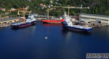 VARD暂时关闭VARD Brevik船厂