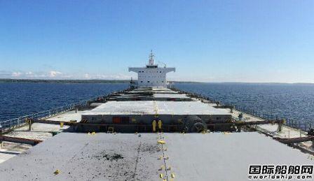 二手船市场火爆,散货船供不应求