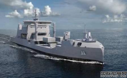 现代重工获3.5亿美元海军油船订单