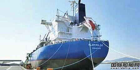 Maybulk超灵便型散货船在新加坡被扣