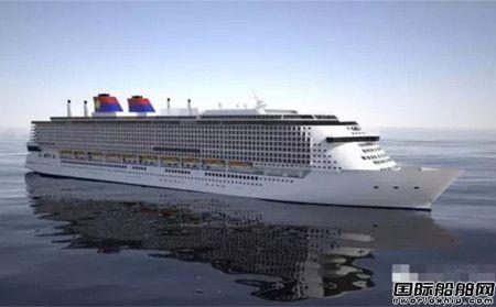 德他马林斩获超大型客船设计订单