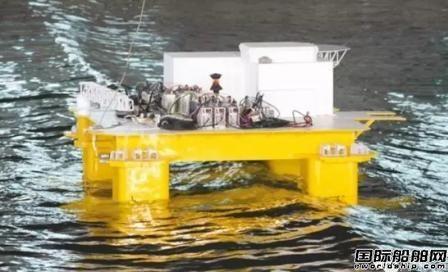 七O二所首次完成深海平台动力定位模型试验