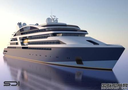 VARD与PONANT签署4艘豪华探险邮轮订单