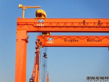 青岛武船重工发生事故致一人死亡