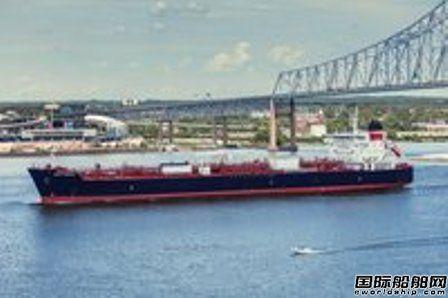 Crowley接收第4艘LNG-Ready成品油船