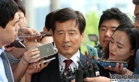 大宇造船前首席执行官资产遭法院冻结