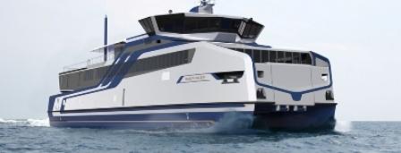 BMT获2艘LNG客滚渡船设计合同