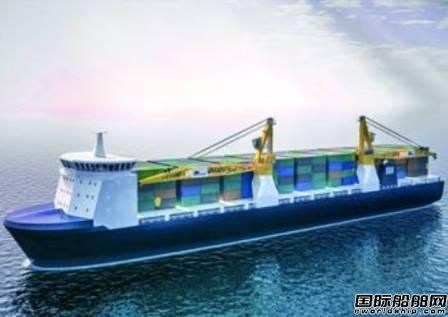 Protea公司开发重型升降货物起重机