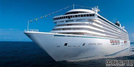 加拿大西北航道将迎来第一艘邮轮
