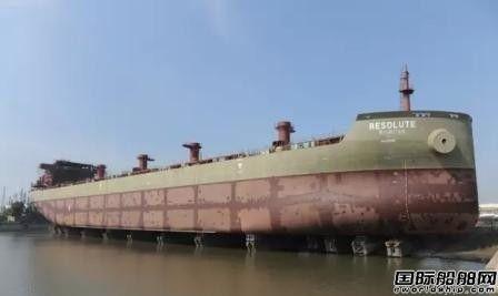 青山船厂实现一下一离两大节点