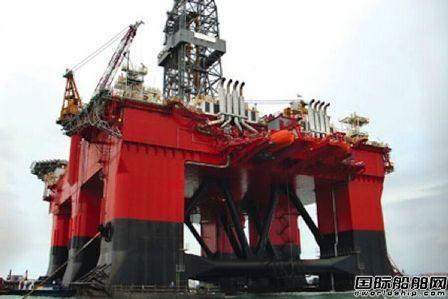 Seadrill一座半潜式钻井平台遭提前退租