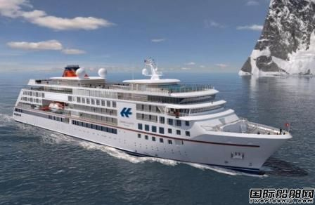 赫伯罗特邮船订造2艘探险邮船
