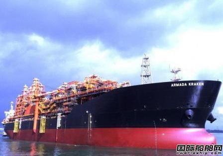 吉宝船厂命名首艘北海FPSO
