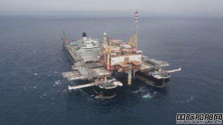 全球最大海工船完成首份平台拆除工作