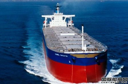 Golden Ocean推迟接收6艘好望角型散货船