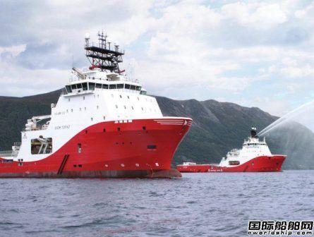 今年OSV新船订单量或创史上最低