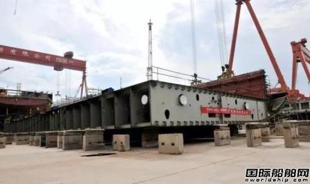 扬子江船业三日内两船交付两船进坞
