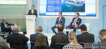DNV GL现代船级解决方案促进智能运营