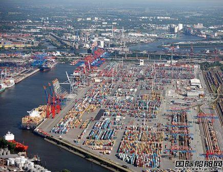 韩进海运全力引导船舶到港卸货