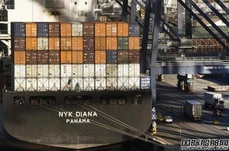"""美国法院判决""""放行""""韩进海运抛锚船"""