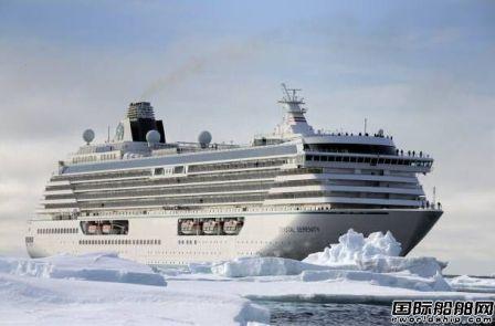 Ardent保障邮轮北极安全航行