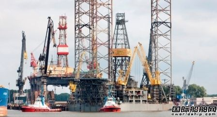 康菲石油提前退租1座自升式钻井平台