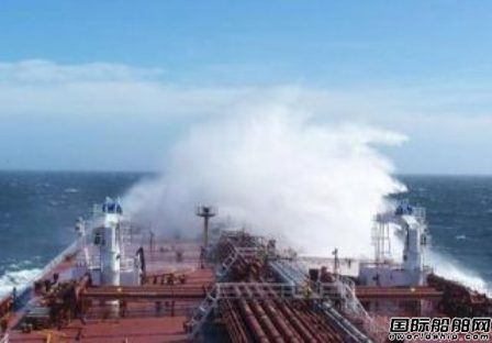 NAT接收一艘苏伊士型油船