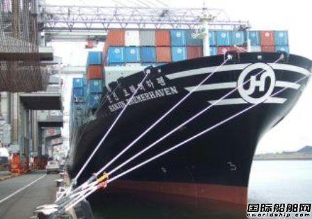 Alphaliner:韩进海运声誉严重受损