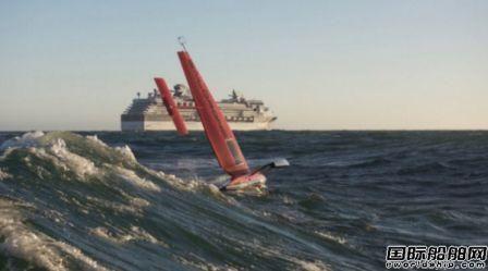 美国无人船公司Saildrone获1400万美元融资
