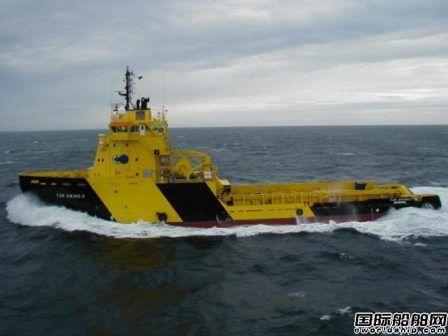 壳牌租赁3艘三用工作船