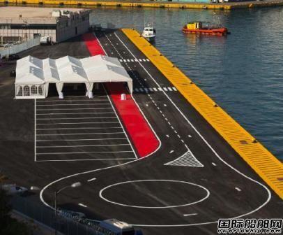 中远海运比雷埃夫斯港首个新邮轮泊位启用