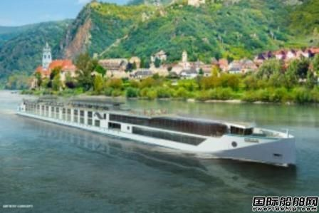 Almaco为4艘内河游船供应套房和厨房