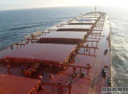 德路里:散货船市场正在缓慢复苏