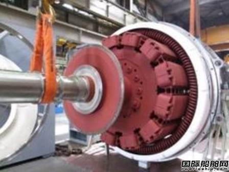 利莱森玛发电机驱动世界最大邮轮