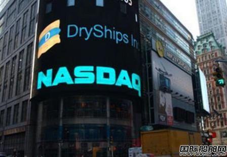Dryships完成出售5艘巴拿马型散货船